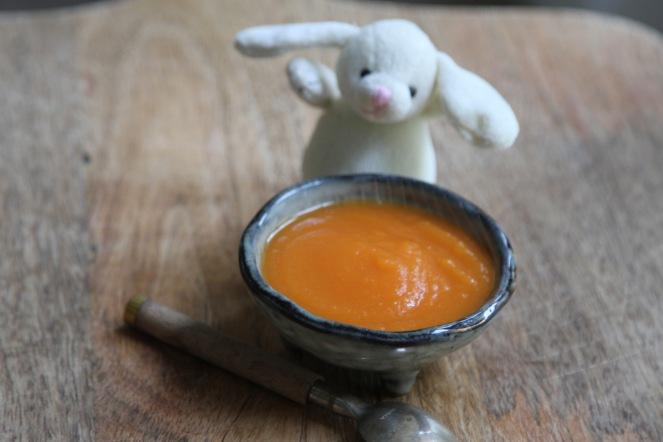 carrotpuree